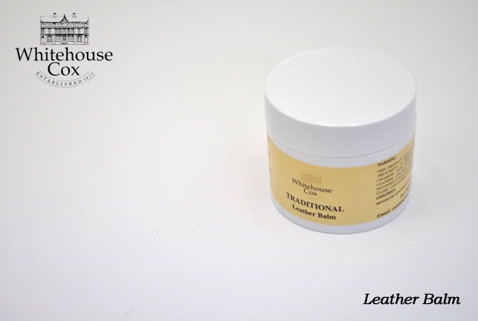 Whitehouse Cox Leather Balm