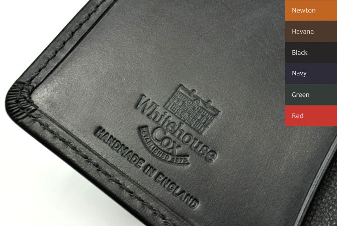 Whitehouse Cox S-7412Name Card Case