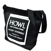 City Lights Bookstore Howl Shoulder Bag