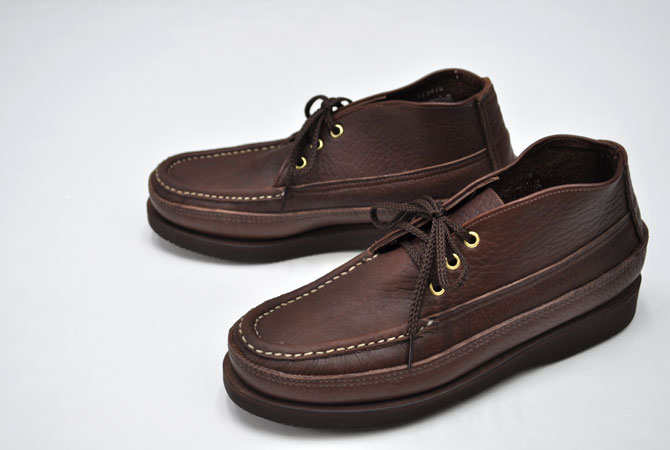 RUSSELL MOCCASIN Sporting Crays Chukka(Weather Tuff)