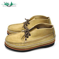 RUSSELL MOCCASIN Sporting Crays Chukka(Laramie)Double Vump