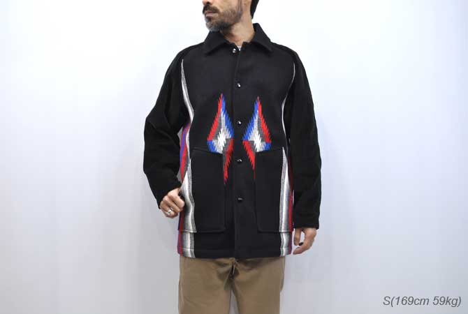 Needles Raglan Jacket (Ortega's Blanket)