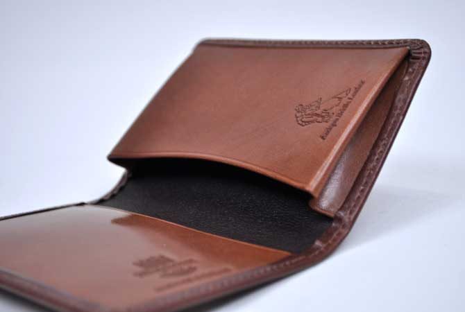 Whitehouse Cox 【Antique】S-7412Name Card Case