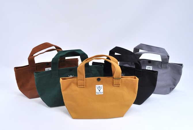 South2 West8 Mini Tote(Cotton Canvas/Paraffin)