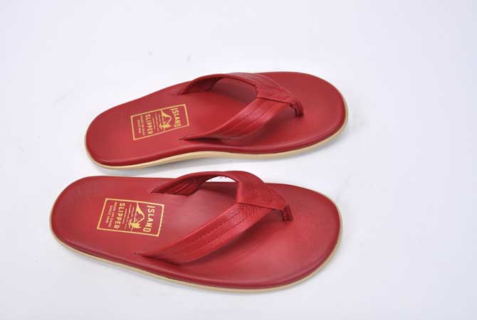 Island Slipper PT202 Thong(Leather)