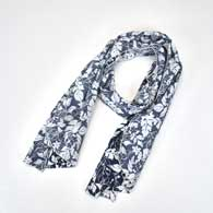 ENGINEERED GARMENTS Long Scarf (Floral Printed Lawn)【価格はお問い合わせください。】
