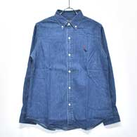Bohemians B/D L/S Shirts (Denim)