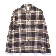 South2 West8 Smokey Shirt (Cotton Twill/Plaid) 【価格はお問い合わせください。】