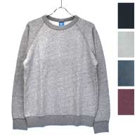 GOOD ON Raglan Crew Sweat