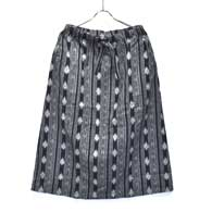 South2 West8 String Skirt (Cotton Cloth/Ikat Pattern)