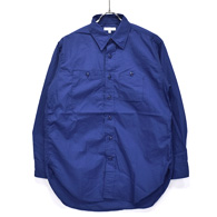 ENGINEERED GARMENTS Work Shirt (Superfine Poplin)【返品・交換不可】