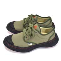 Nigel Cabourn  <Nigel Cabourn> x <Maison MIHARA YASUHIRO> Combat Shoes