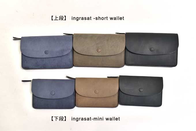 Slow Ingrasat-short wallet(SO748I)